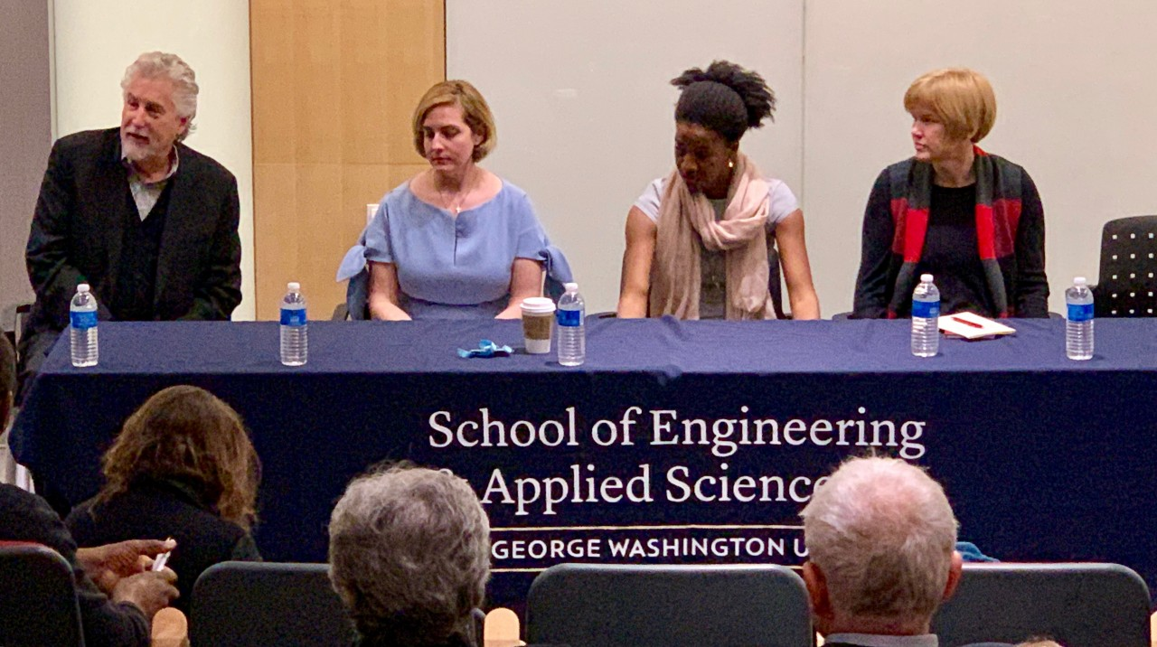 b2ap3_large_GWU-panel-shot Celebrating Invention During the 2019 AAAS Annu... Inventing,licensing –,Invention Ambassadors,AAAS