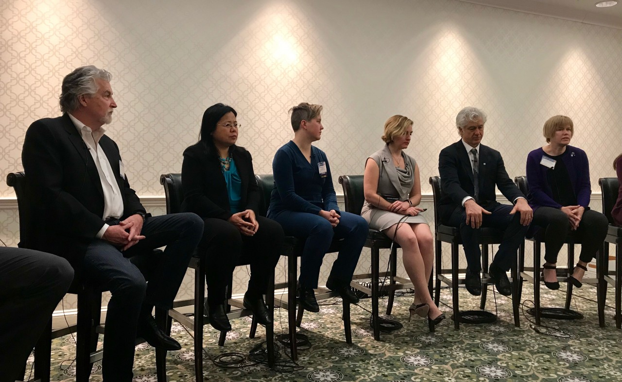 b2ap3_large_Panel-Discussion-Sunday-Breakfast Celebrating Invention During the 2019 AAAS Annu... Inventing,licensing –,Invention Ambassadors,AAAS