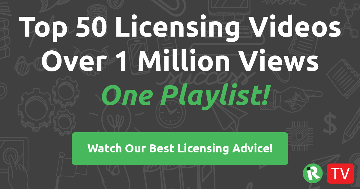 Invention Help for Free! Top 50 Licensing Videos - Over 1 Million Views!